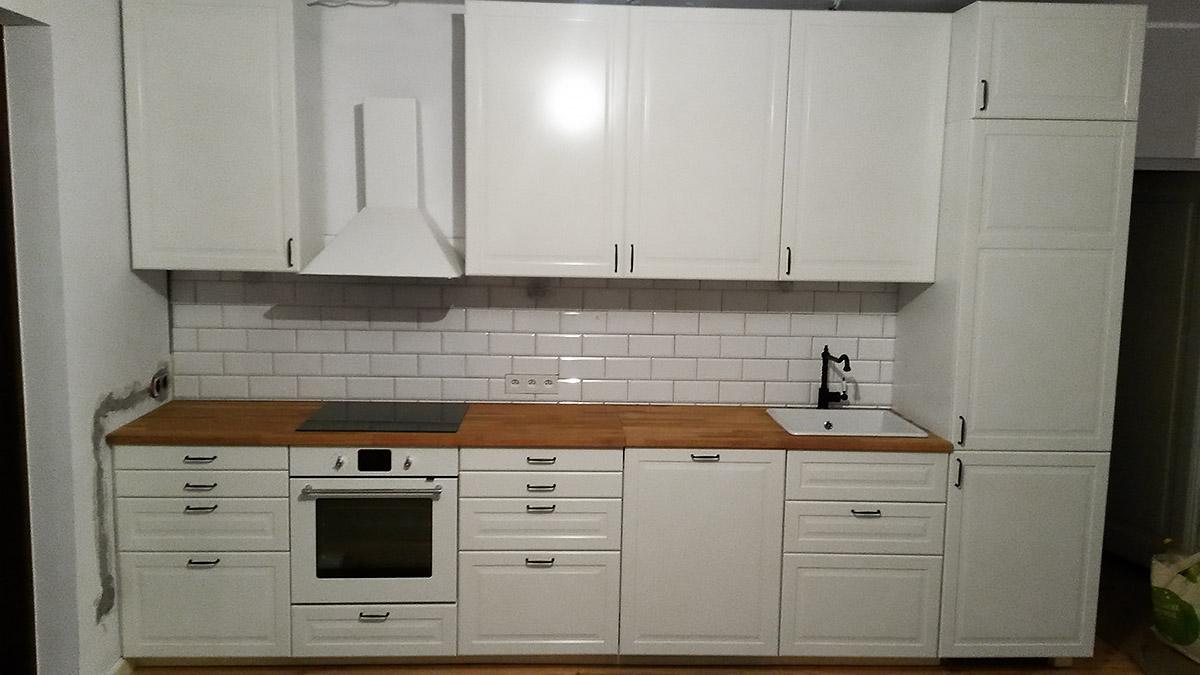 Kuchnie IKEA - Zmontujemy Meble
